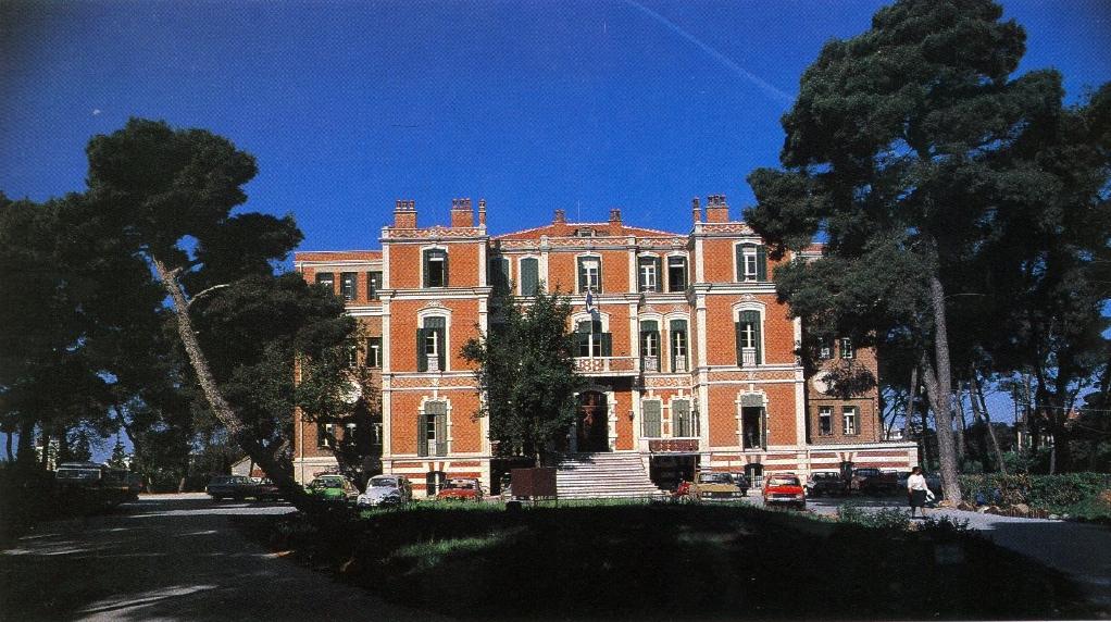 1896 vitaliano poselli 1926 the villa allatini built in ...
